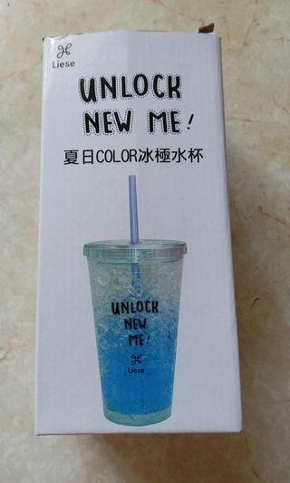 Liese 夏日 Cool 冰極水杯