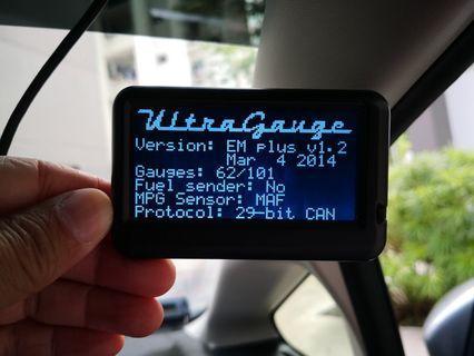 UltraGauge EM Plus V1. 2