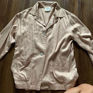 Araw champange jacket