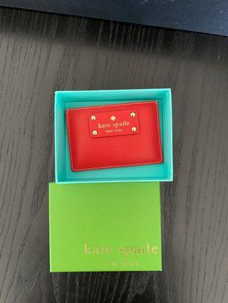 Kate Spade Card Wallet authentic