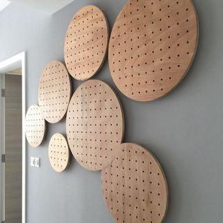 Customized Peg boards Pegboards