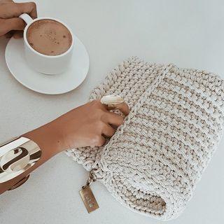 Crochette Clutch Bag from Greece