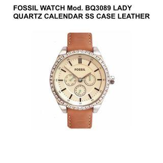 Fossil皮帶手錶 #Lalamove