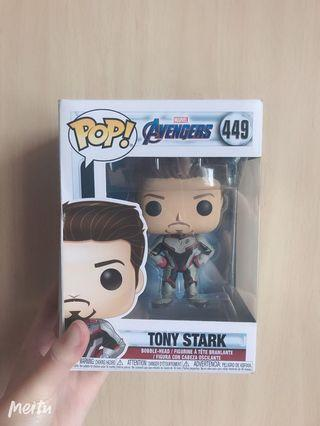 Marvel-Tony Stark(bobble head)