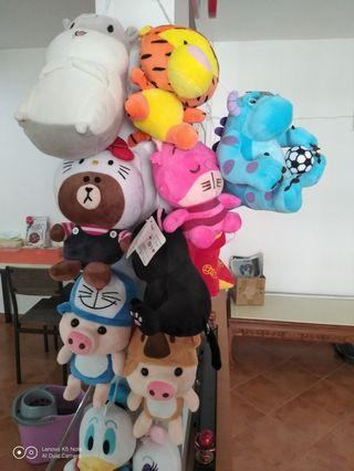 🚚 Soft toys for sales