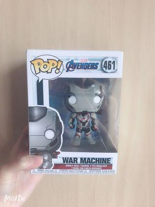 Marvel-war machine(bobble head)