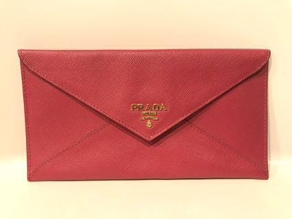 🚚 Prada Envelope Wallet