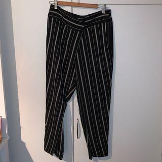 Veronika Maine Pinstripe Pants