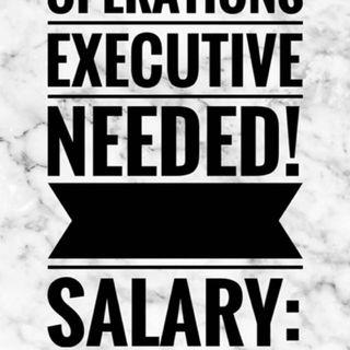 HIRING FULL TIME OPERATION EXECUTIVE