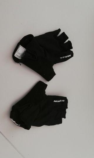 Decathlon cycling GG gloves