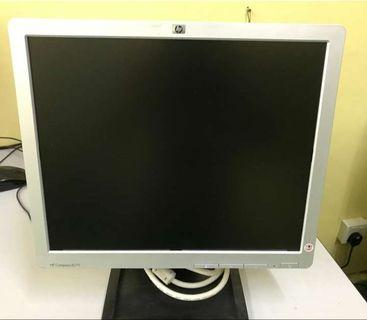 17 inch HP Monitor