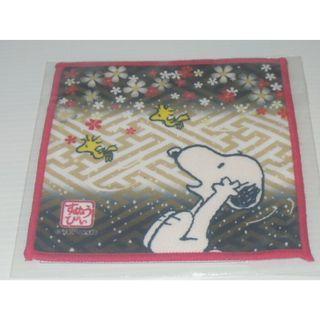 Snoopy & woodstock flower Pattern 2014' 杯墊 黑色