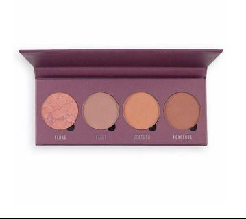 SALE Makeup Revolution Mad About Mauve Blush Palette