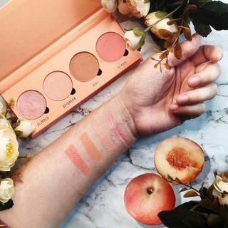 SALE Makeup Revolution Isn't It Peachy Blush Palette