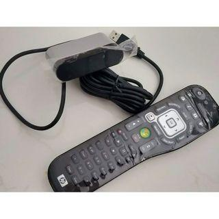 HP USB Media Center IR Infrared Remote with Receiver