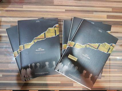Stray Kids Clé 2 Yellow Wood (Limited version)