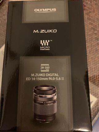 Olympus M.Zuiko Digital ED 14-150mm f4.0-5.6 II