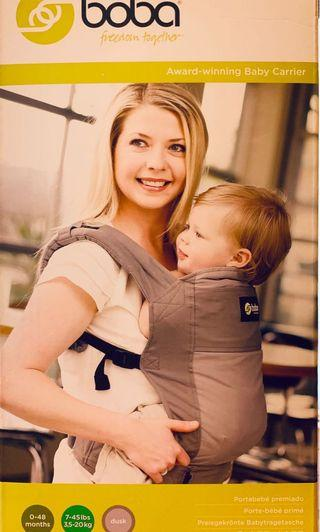 🚚 Boba Baby Carrier