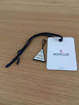Moncler原廠名牌