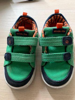Boys shoes Stride Rite US 9w #babyfairprep