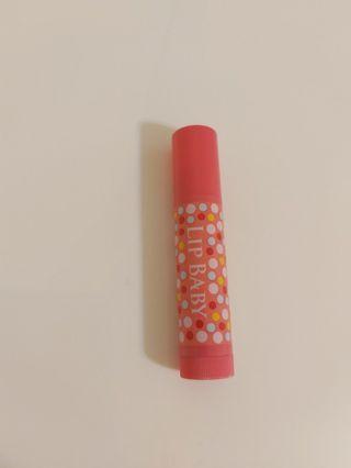 🚚 日本曼秀雷頓潤色護唇膏,草莓淡粉,日本製造。