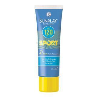 NEW Sunplay SPF 120 PA++++ Mentholatum Sunblock / Sunscreen 80g