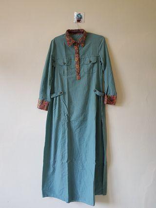 Dress moeslem Shafira
