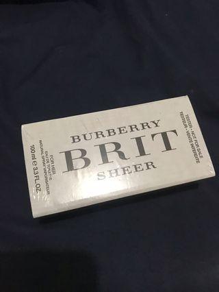 🚚 BURBERRY 女香 100ml