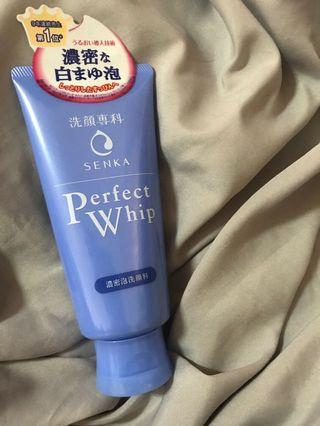 PERFECT 洗顏專科超微米潔顏乳120g