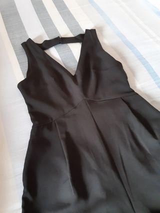 Nyla black jumpsuit