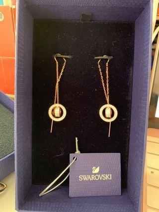 Swarovski Earrings 耳環
