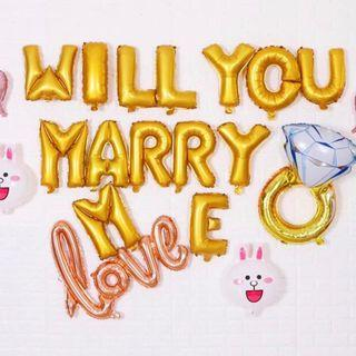 WIll You Marry me LINE version