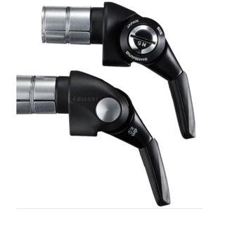Shimano Dura-Ace 9000 Double 11 Speed Bar End Shifte