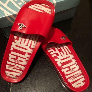 ⭐️Vivienne Westwood 膠拖鞋 正品 9成以上新