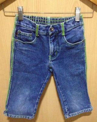 Zana Di Kids Denim Pants