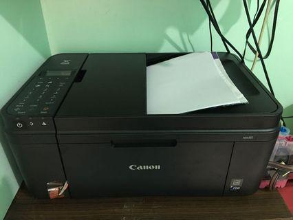 Canon Mx492 Wire less Printer with Ciss