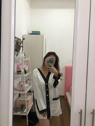BnW blouse top