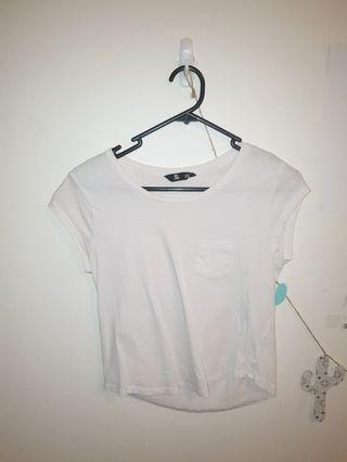XS white shirt