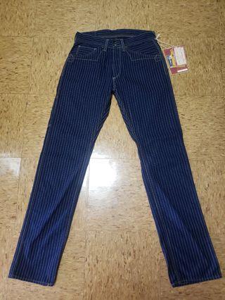 Vintage 古著 Freewheelers SNIPE  Wabash 拔染牛仔褲