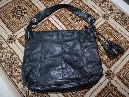 Unbrand leather bag (customade)