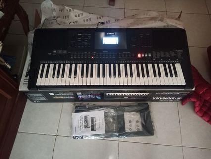 Keyboard Yamaha psr E 463 murah,barang baru bukan bekas,murah