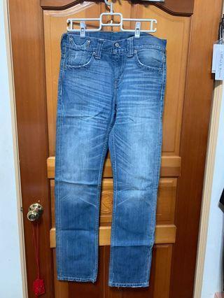 🚚 Levis 522 牛仔褲