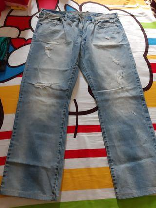 Celana Jeans Ripped American Eagle