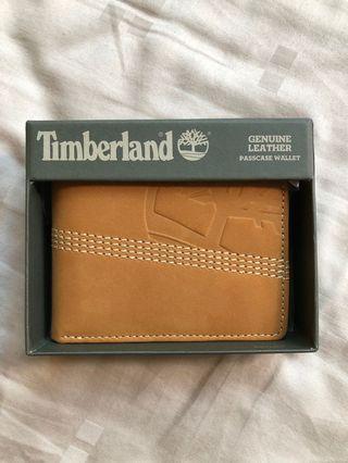 BNIB Timberland Passcase Wallet