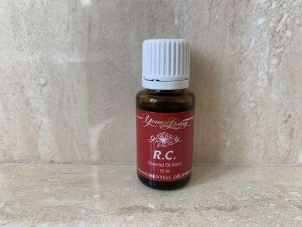 Young Living R.C. Essential Oil Blend 15 ml Brand New BN