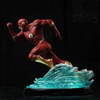 Custom fan art Flash 1/4 statue