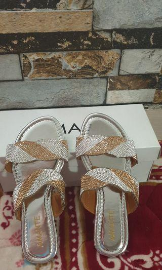New Amante sandal gold