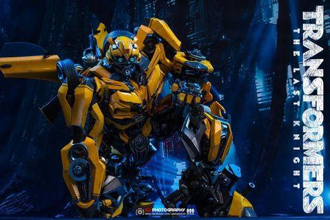 ThreeA Bumblebee Transformers The Last Knight Premium Scale Collectible (Retail Version)