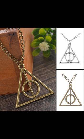 🚚 Harry Potter necklace