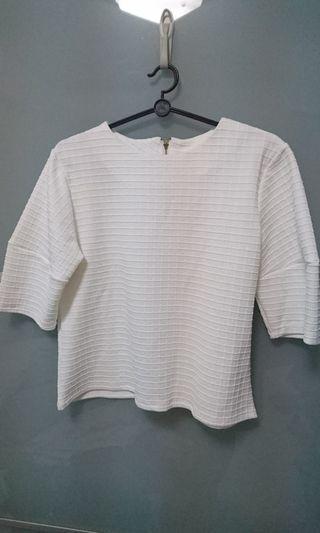 White Top, Female XL